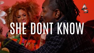 She Dont Know - Afrostringz ft Young D. & Miri Ben-Ari