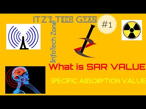 WHAT IS SAR VALUE? Specific Absorption Rate | ITZ