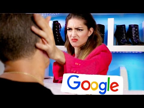 Thumbnail: If Google Was Your Girlfriend