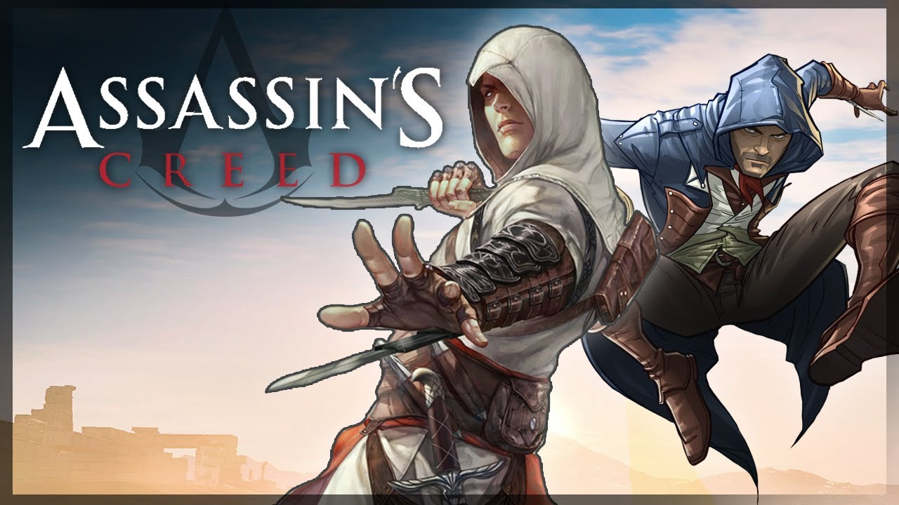 Assassin S Creed Ubisoft Announces Upcoming Anime Series My