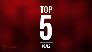 top 5   the best goals from afc bournemouth s 2015 16 season