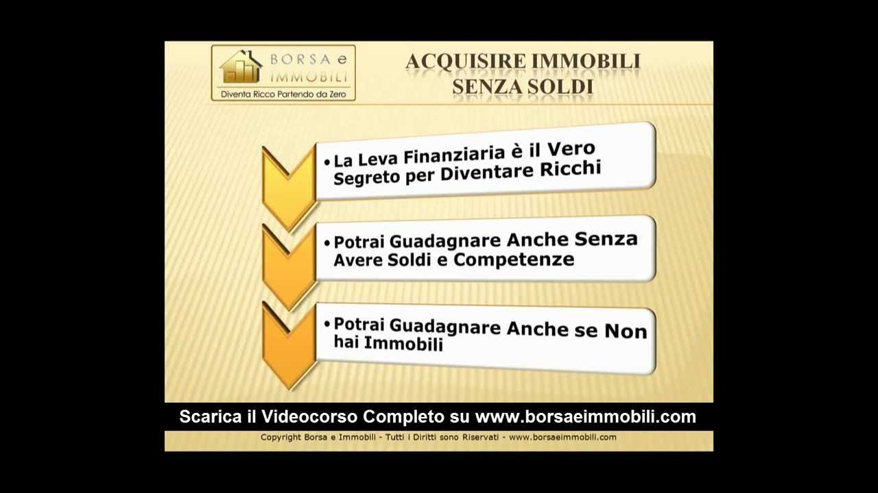 Simple acquisire immobili senza soldi hd with comprare for Comprare casa senza soldi