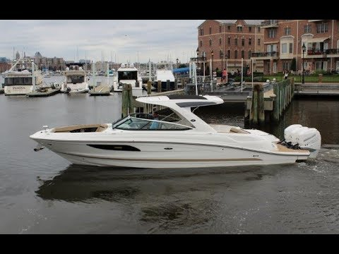 2017 Sea Ray SLX 350 OB Boat for Sale at MarineMax Baltimore