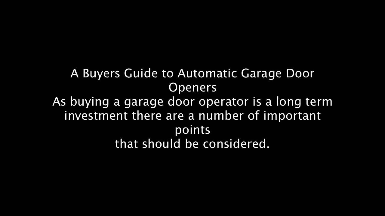 How Much Do Electric Garage Doors Cost Youtube
