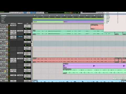 Song Production: Producing Indie Electro-Pop - 21. Verse Arrangement