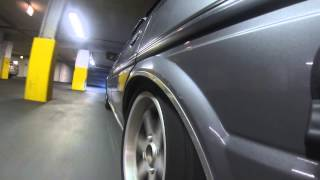 Parking Garage In Chicago 5th Floor Going Down Exiting To Jackson And Michigan Street In My Cressida