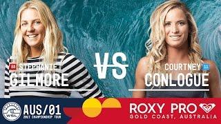 Dans la course au titre mondial : Courtney Conlogue