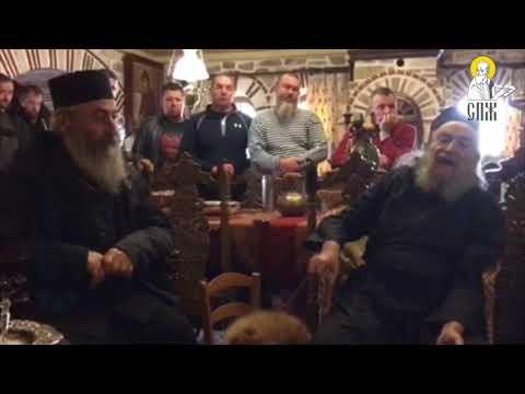 Старец Григорий (Зумис): Не меряйтесь деньгами в карманах! Отдавайте - и Бог вам вернет