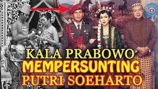 Kala Prabowo Mempersunting Putri Soeharto. Kisah Cinta Sejati Prabowo-Titiek Soeharto