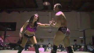 [Free Clip] Rebel vs. Caleb Konley (Intergender, Mixed Wrestling, TNA, Impact Wrestling)