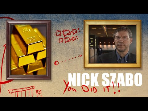Le BIT GOLD de NICK SZABO : l'or numérique avant BITCOIN !