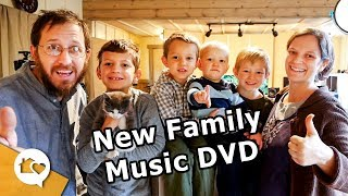 A GIFT for YOU! New Family Music DVD