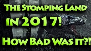 How bad was it? The Stomping Land - Awful Steam Games