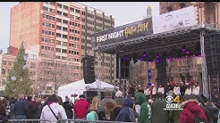 Thousands Expected At First Night Boston 2019 Despite New Year's Eve Rain