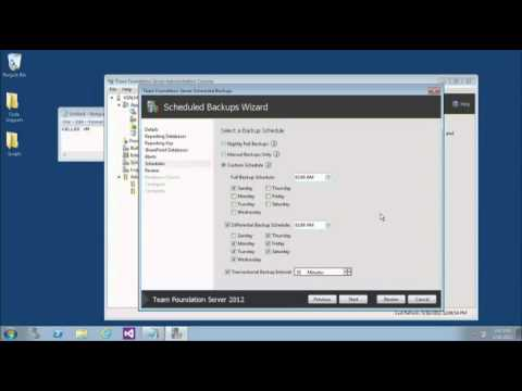 Administering Visual Studio Team Foundation Server 2012 - (03a) Manage TFS, Part 1