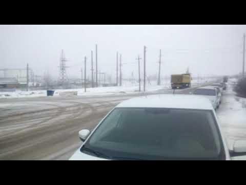 4 й день забастовки в Морозовске