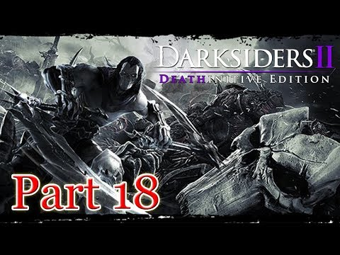 Darksiders 2 Deathinitive Edition PS4 Gameplay Part 18 | Collecting Animus Stones