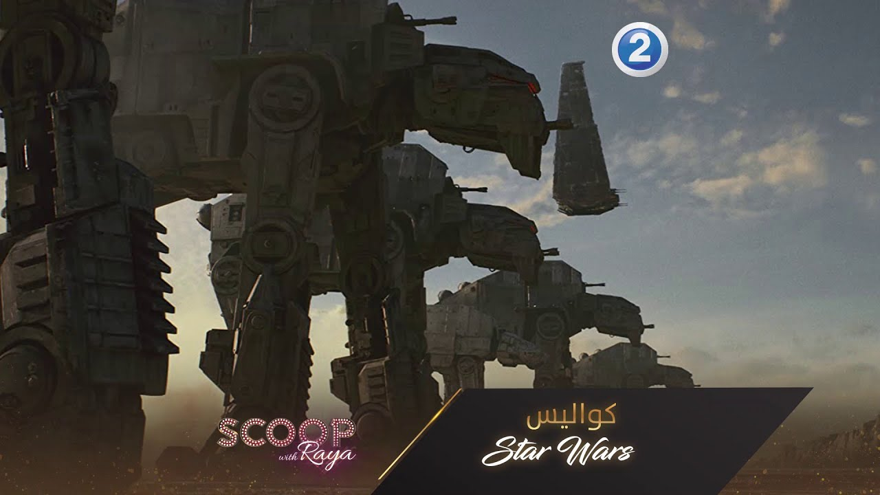 كواليس STAR WARS: EPISODE VIII - THE LAST JEDI