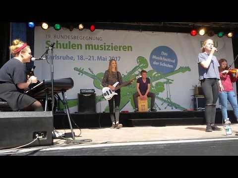 Auftritt Band SEK-2 mit