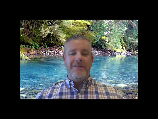 Mr. Sijpheer takes us fly fishing