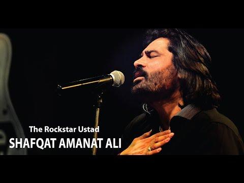 Shafqat Amanat Ali Showreel 2015