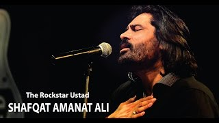 Shafqat Amanat Ali Showreel 2015