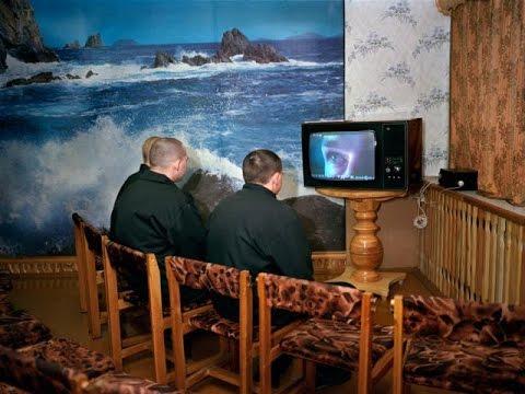 Что происходит из за телевизора в тюрьме