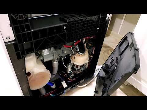 Посудомоечная машина Gorenje не набирает воду Ремонт своими руками