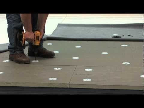 Carlisle SynTec Fully Adhered EPDM System (Design A) - YouTube