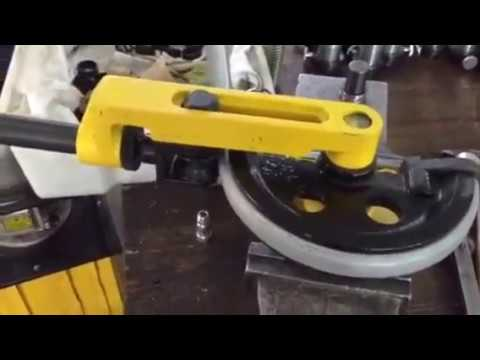 swg-25 Hand  Type Pipe Bender