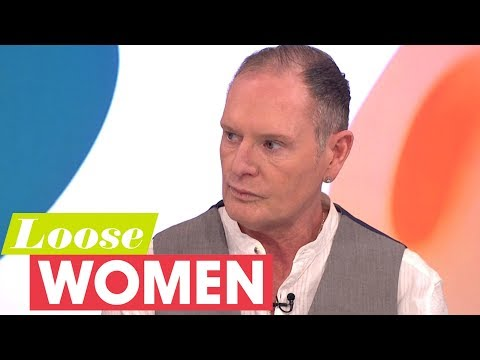 Paul Gascoigne Speaks Candidly About His Alcoholism and Staying Sober | Loose Women