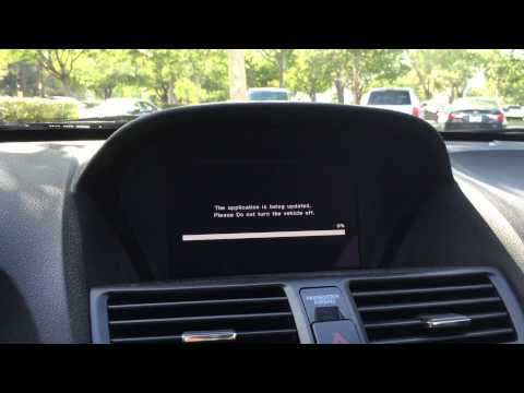 Upgrading Acura/Honda hard drive  GPS Navigation