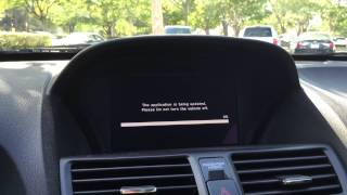 Upgrading Acura/Honda hard drive  GPS Navigation