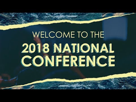 National Conference 2018 Welcome Session
