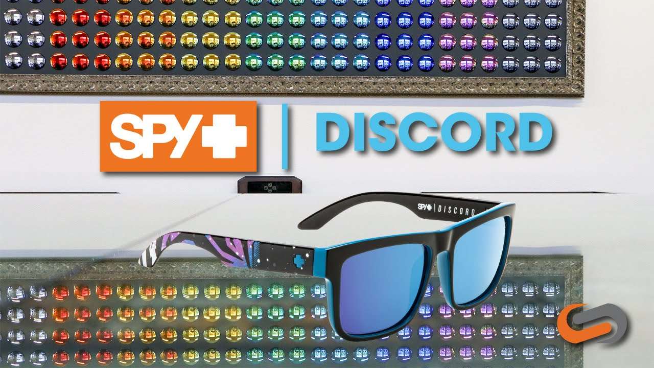 951aecfe9da Spy Discord Sunglasses