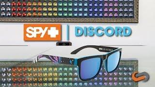 Spy Discord Sunglasses   SportRx