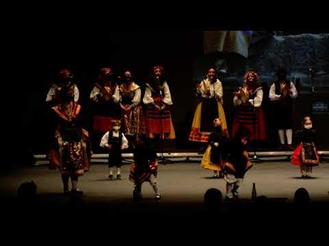 El Baile de la Botella de los más pequeños de Doña Urraca