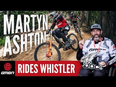 Martyn Ashton Rides Whistler