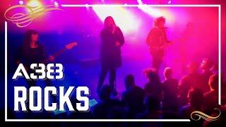 Zeal & Ardor - Ship On Fire // Live 2017 // A38 Rocks