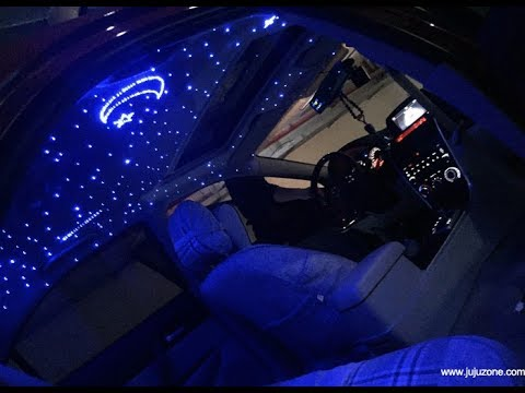 Star Roof Music Rolls Royces Style Led Atmosphere Fiber Optic Car Review
