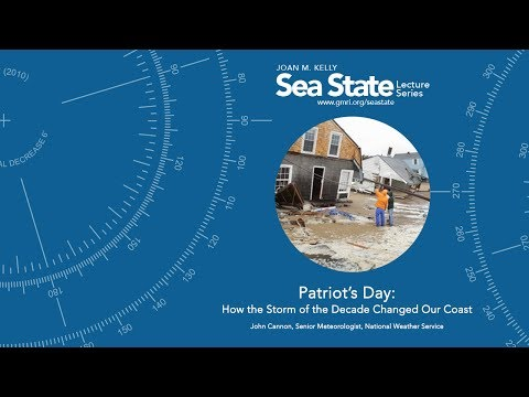 Patriot's Day: How the Storm of the Decade Changed Our Coast