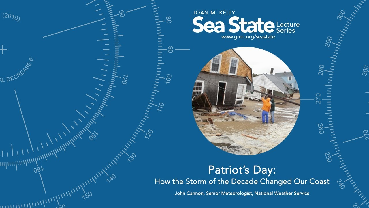 Download Patriot's Day: How the Storm of the Decade Changed Our Coast