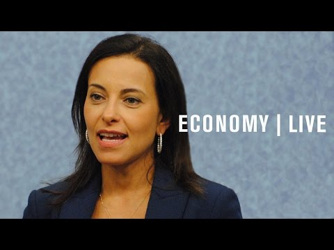 Global impact investing: A conversation with Dina Habib Powell