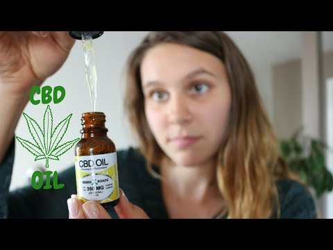 CBD Oil Review For Anxiety, Sleep & Digestion