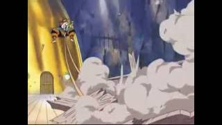 vuclip One Piece - Luffy VS Enel amv