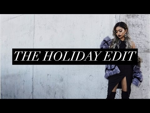 Holiday Lookbook: Party Outfit Ideas // Pau Dictado