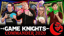 Ikoria Commander C20 w/ Cassius Marsh & AliasV l Game Knights #36 l Magic the Gathering Gameplay