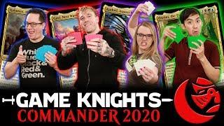 Ikoria Commander C20 w/ Cassius Marsh & AliasV l Game Knights #36 l Magic the Gathering Gameplay