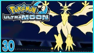 Pokemon Ultra Moon Part 30 Ultra Necrozma Gameplay Walkthrough ( Pokemon Ultra Moon )