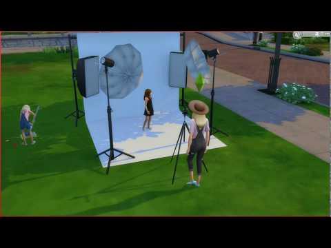 Создала лайкеров в Sims 4.👏🏻